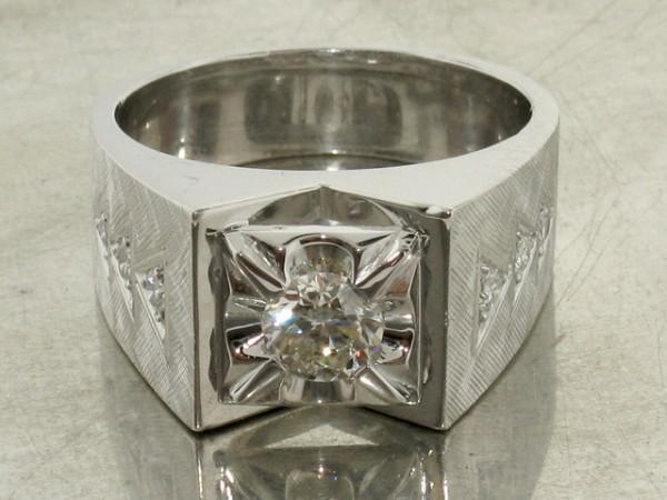 14K Vintage Men's Ring