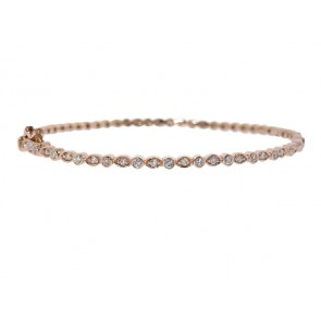 .45ct Diamond Melody Tennis Bracelet