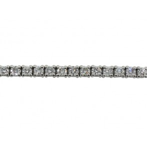 3.71ct Diamond Tennis Bracelet
