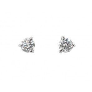 0.24CT Diamond Stud Earrings