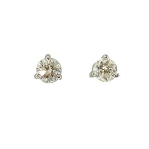 0.20CT Diamond Stud Earrings