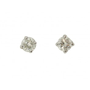 0.23CT Diamond Stud Earrings