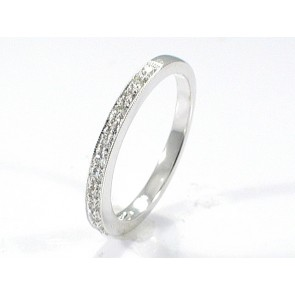 0.19ct Diamond Band