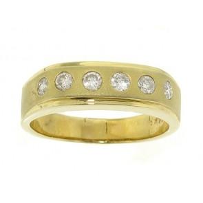 Vintage Men's Diamond Ring
