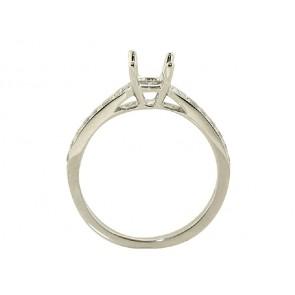 Prong Set Diamond Engagement Ring